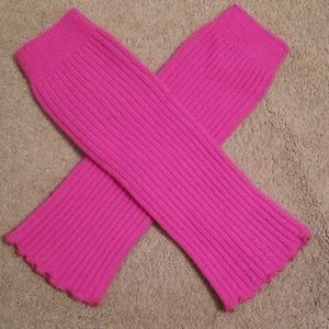 🦃🍭 5 for $25 🍭 1980'S HOT PINK LEG WARMERS